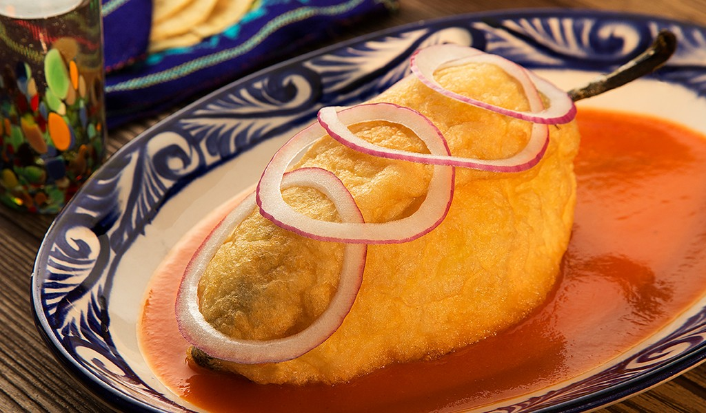 Tips para capear chiles rellenos